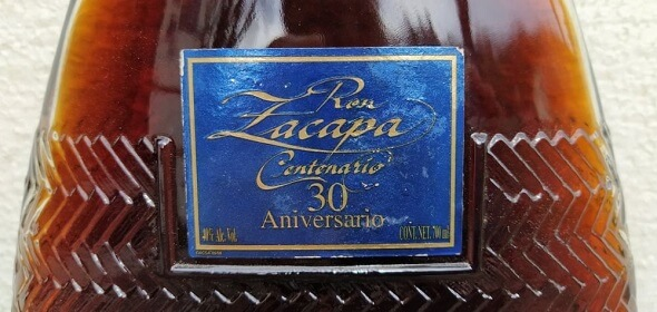 Ron Zacapa Centenario 30th Aniversario Old Edition 0,7l 40%
